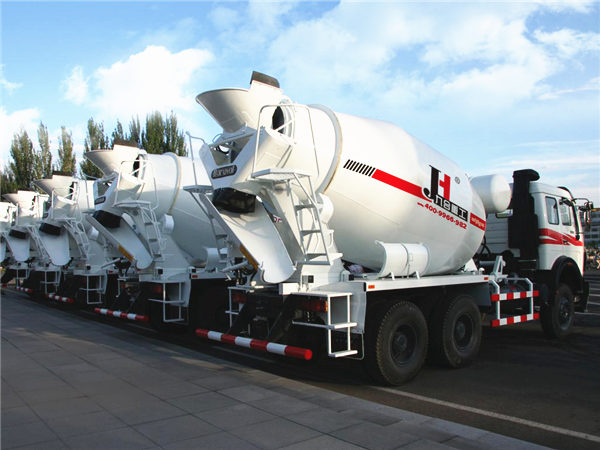 factory small mixer truck