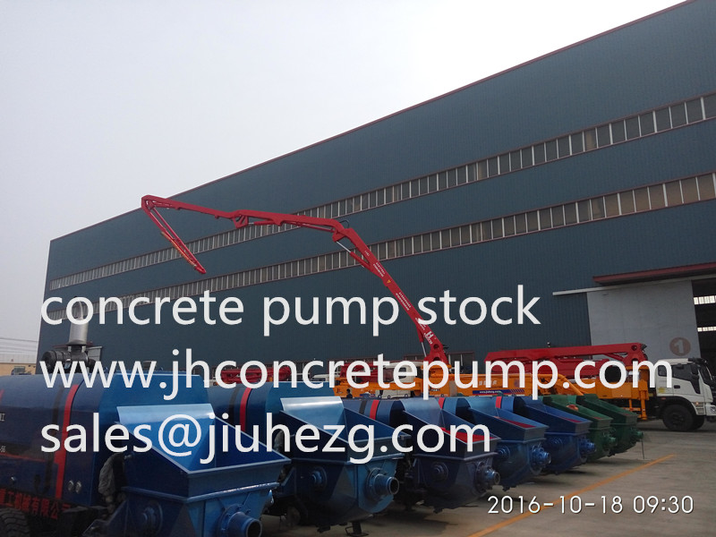 Concrete Pump in JH